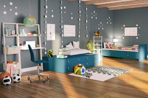 Stool「Child bedroom」:スマホ壁紙(3)