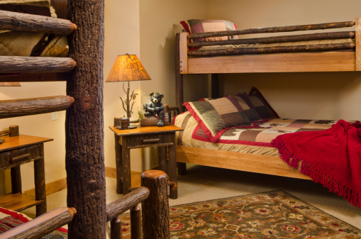 Twin Bed「Child bedroom」:スマホ壁紙(4)