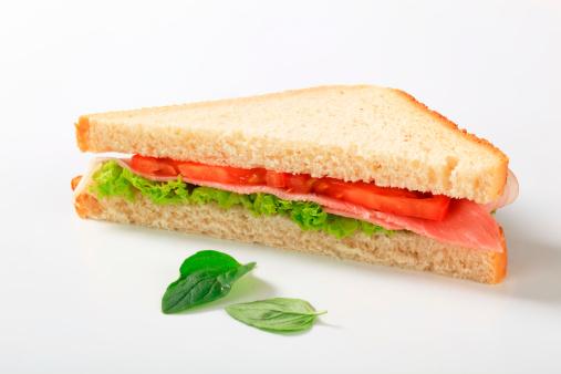 Sandwich「sandwich with ham and vegetables」:スマホ壁紙(13)
