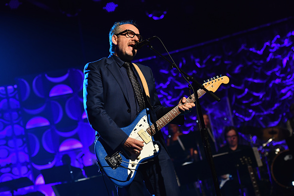 Elvis Costello「Songwriters Hall Of Fame 47th Annual Induction And Awards - Show」:写真・画像(0)[壁紙.com]