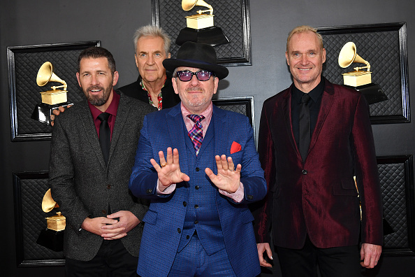 Elvis Costello「62nd Annual GRAMMY Awards - Arrivals」:写真・画像(4)[壁紙.com]