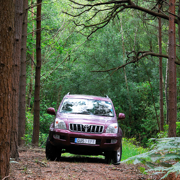 Country Road「2003 Toyota Landcruiser」:写真・画像(19)[壁紙.com]