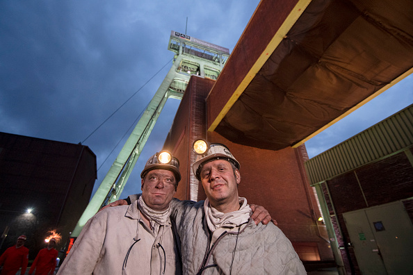 October「Germany's Last Underground Coal Mine Closes」:写真・画像(13)[壁紙.com]