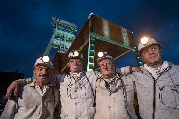 October「Germany's Last Underground Coal Mine Closes」:写真・画像(14)[壁紙.com]