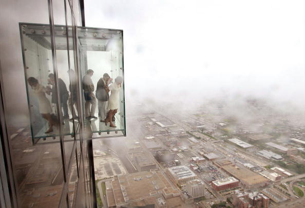 New「Sears Tower To Unveil New Glass Ledge On 103rd Floor」:写真・画像(5)[壁紙.com]