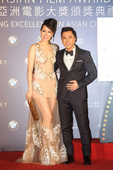 Callaghan Walsh「Asian Film Awards 2014」:写真・画像(3)[壁紙.com]