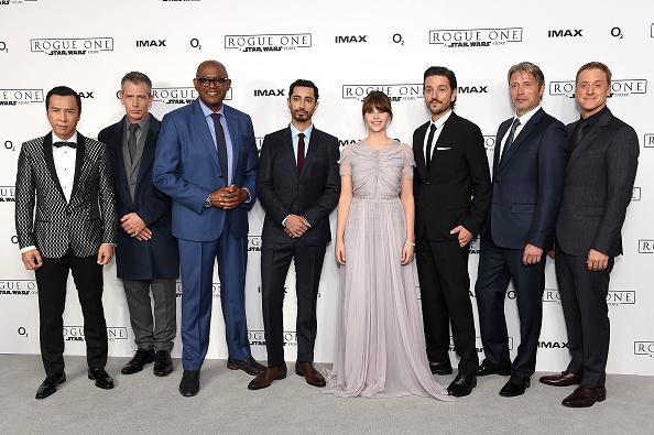 ダービーシューズ「Exclusive Screening Of Lucasfilm's 'Rogue One: A Star Wars Story'」:写真・画像(18)[壁紙.com]