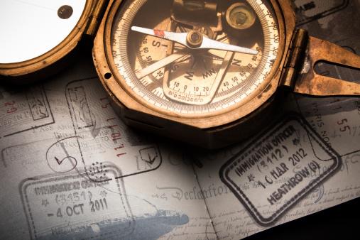 探求「アンティークコンパスや旅慣れたお客様には、パスポート」:スマホ壁紙(13)