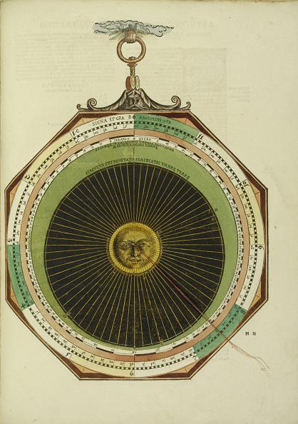 カレンダー「Astronomicum Caesareum, 1540」:写真・画像(0)[壁紙.com]