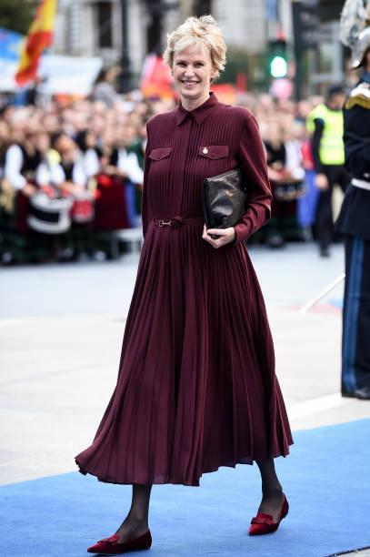 Arrivals - Princess of Asturias Awards 2019:ニュース(壁紙.com)