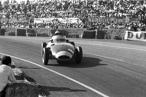 Formula One Racing「Moss, Grand Prix Of Morocco」:写真・画像(12)[壁紙.com]