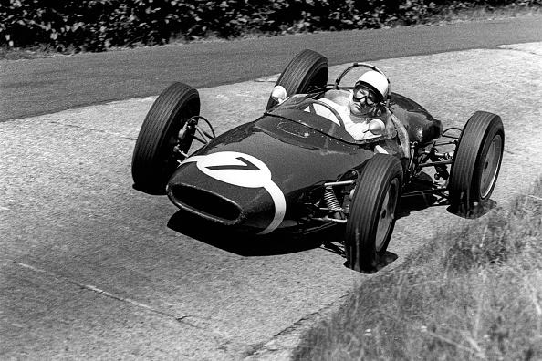 Formula One Racing「Moss, Grand Prix Of Germany」:写真・画像(17)[壁紙.com]