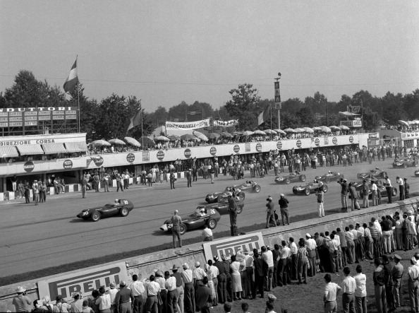 1950-1959「Grand Prix of Italy」:写真・画像(4)[壁紙.com]
