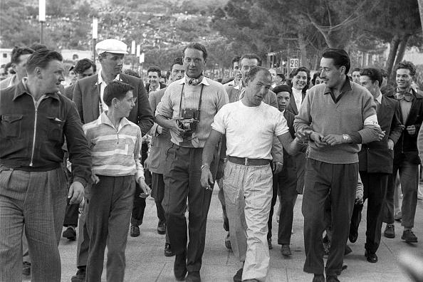Motorsport「Stirling Moss, Grand Prix Of Monaco」:写真・画像(19)[壁紙.com]