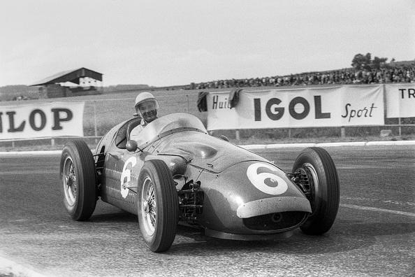 Grand Prix Motor Racing「Moss, Grand Prix Of France」:写真・画像(18)[壁紙.com]