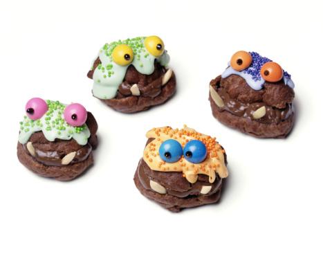 Halloween party「Critter cookies」:スマホ壁紙(6)