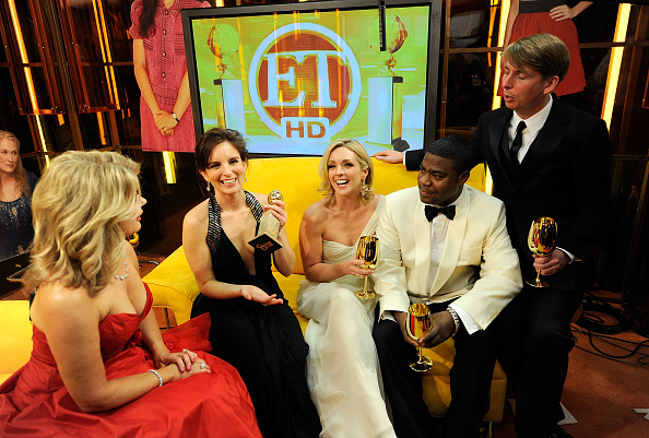 Entertainment Tonight「The 66th Annual Golden Globe Awards - Backstage With ET」:写真・画像(13)[壁紙.com]