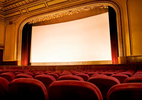 Device Screen「theatre」:スマホ壁紙(1)
