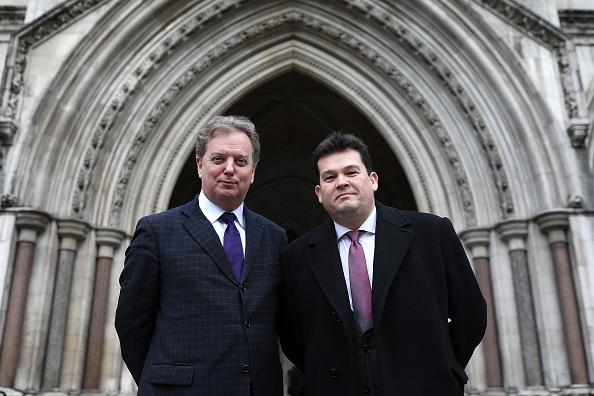 Lobby「Campaigners Mount New Brexit Legal Challenge」:写真・画像(12)[壁紙.com]