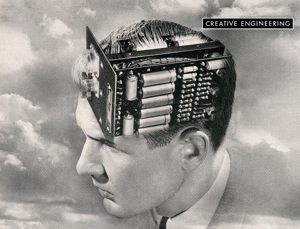 People「Man With Circuit Board Brain」:写真・画像(5)[壁紙.com]