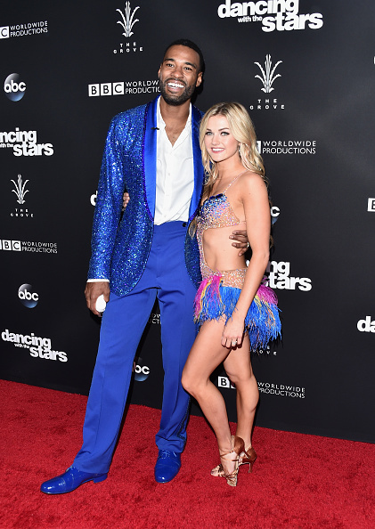 プロスポーツ選手「ABC's 'Dancing With The Stars' Season 23 Finale - Arrivals」:写真・画像(6)[壁紙.com]