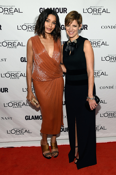 Larry Busacca「Glamour's Cindi Leive Honors The 2014 Women Of The Year - Arrivals」:写真・画像(11)[壁紙.com]