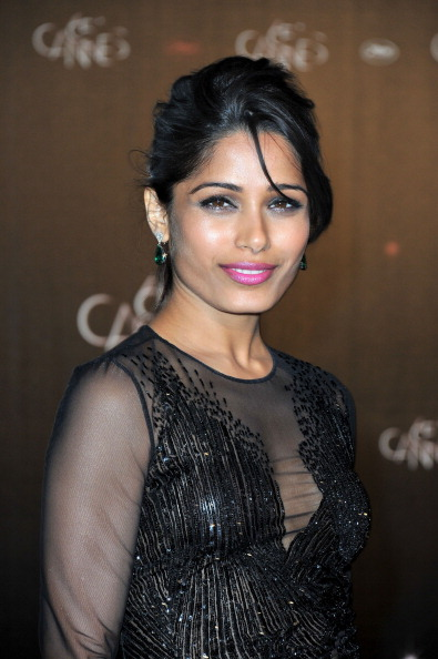 ピンク色の口紅「Opening Night Dinner - 65th Annual Cannes Film Festival」:写真・画像(17)[壁紙.com]