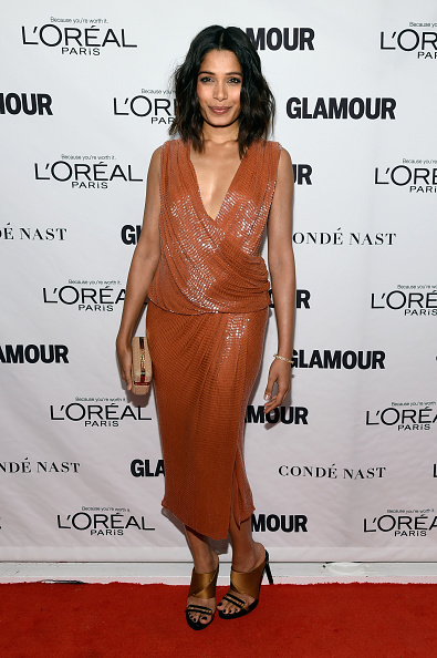Larry Busacca「Glamour's Cindi Leive Honors The 2014 Women Of The Year - Arrivals」:写真・画像(12)[壁紙.com]