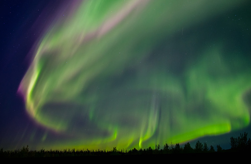 Igloo「Colorful Aurora Borealis」:スマホ壁紙(10)