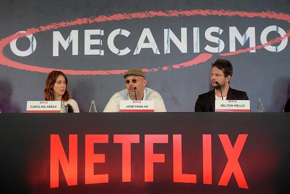 Netflix「Netflix's O Mecanismo Press Conference in Rio de Janeiro」:写真・画像(10)[壁紙.com]