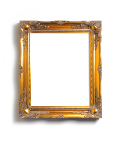 Art「Upright picture frame with copy space」:スマホ壁紙(9)