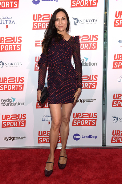 Famke Janssen「2018 Up2Us Sports Gala Celebrates Service Through Sports」:写真・画像(0)[壁紙.com]