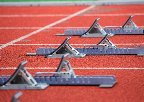 Track and Field Stadium「Starting Block」:スマホ壁紙(8)