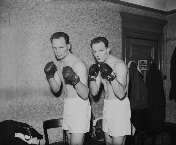 Henry Cooper「Cooper Twins」:写真・画像(18)[壁紙.com]