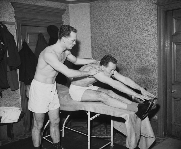 Henry Cooper「Cooper Twins Training」:写真・画像(16)[壁紙.com]