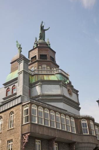 Sailor「Chapelle Notre-Dame-de-Bon-Secours Chapel, 1655, Shrine for sailors and their families, Montreal, Quebec, Canada」:スマホ壁紙(16)