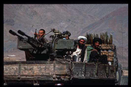 Taliban「Taliban Militia Threatened By Opposition」:写真・画像(10)[壁紙.com]