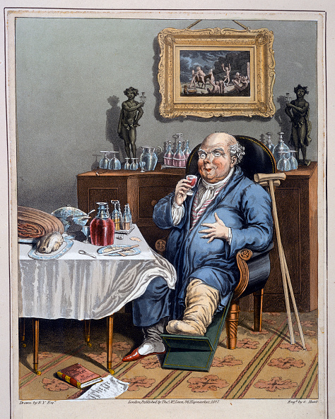 Drinking Glass「An Exquisite Taste With An Enlarged Understanding' 1827」:写真・画像(10)[壁紙.com]