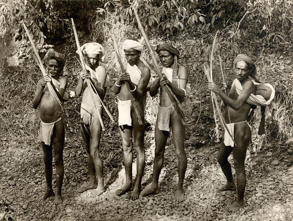 Indian Subcontinent Ethnicity「Indigenous Tribesmen」:写真・画像(15)[壁紙.com]