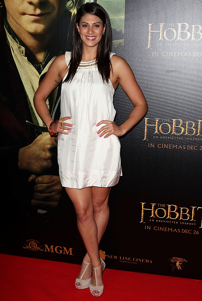 Lisa Maree Williams「'The Hobbit: An Unexpected Journey' Sydney Premiere」:写真・画像(12)[壁紙.com]