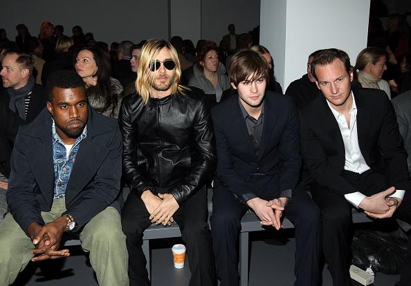 ニューヨークファッションウィーク「Calvin Klein Menswear - Front Row - Fall 09 MBFW」:写真・画像(14)[壁紙.com]