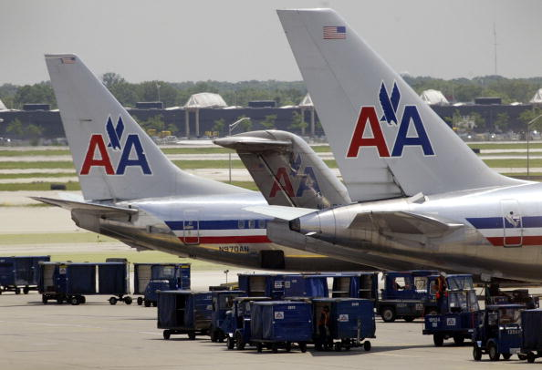 American Airlines「American Airlines Credit Remains Shaky」:写真・画像(3)[壁紙.com]