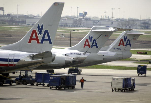 O'Hare Airport「American Airlines Avoids Bankruptcy」:写真・画像(12)[壁紙.com]