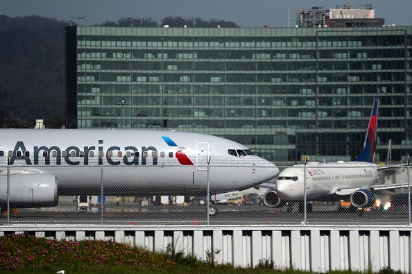 American Airlines「Boeing Q1 Profits Plummet 21 Percent Due To 737 MAX Jet Failings」:写真・画像(12)[壁紙.com]