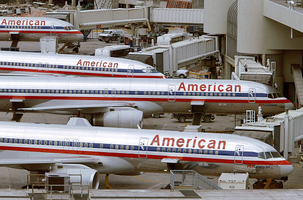 American Airlines「FILE PHOTO  American Airlines Donald Carty Resigns」:写真・画像(7)[壁紙.com]
