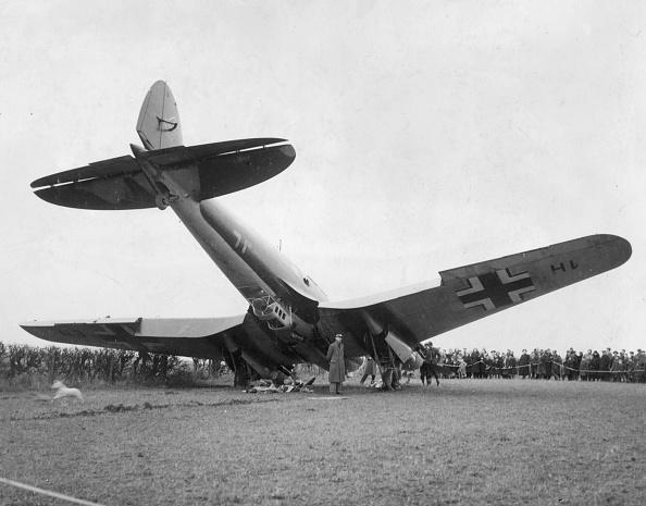 East Lothian「Heinkel He 111H-3 crash lands.」:写真・画像(15)[壁紙.com]