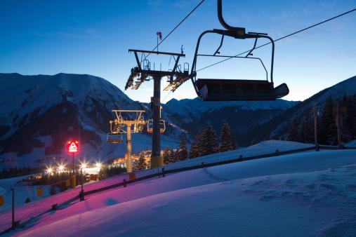 Ski Slope「tyrolean ski lift」:スマホ壁紙(15)