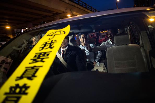 Lam Yik Fei「Hong Kong Government Unveil Political Reform Proposal」:写真・画像(17)[壁紙.com]