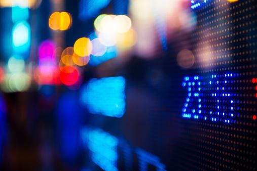 Number「display stock market charts」:スマホ壁紙(8)