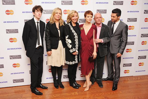 Scriptwriter「An Education - Red Carpet Inside: The Times BFI London Film Festival」:写真・画像(17)[壁紙.com]